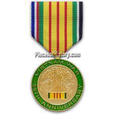 50th Anniversary of the Vietnam War Commemorative Medal