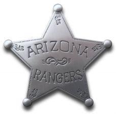 Arizona Rangers Star Badge