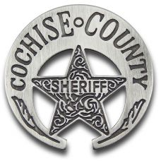 Cochise County Sheriff Badge
