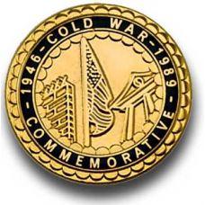 Cold War Commemorative Lapel Pin