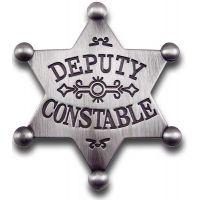Deputy Constable Star Badge