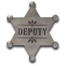 Deputy Mini Badge Star Badge