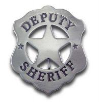 Deputy Sheriff Shield