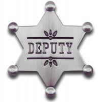 Deputy Star Badge