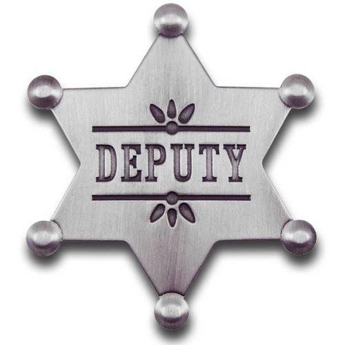 Deputy Star Badge -  - PH012