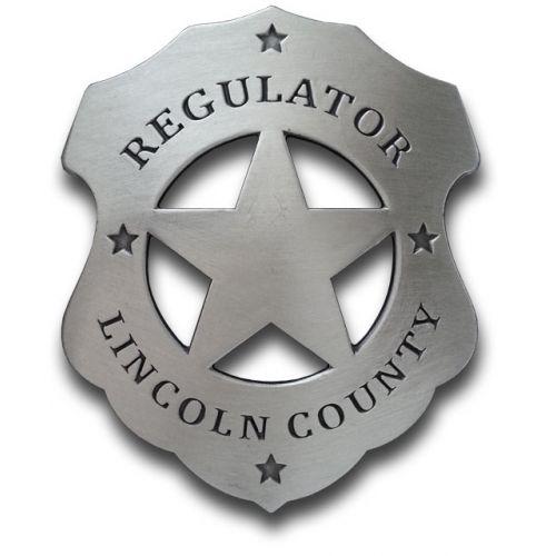 Regulator Lincoln County -  - PH085
