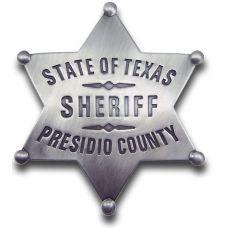 Sheriff Presidio County, TX