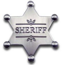 Sheriff Sheriff Badge