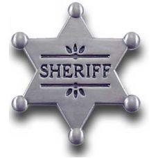 Sheriff Star Pin