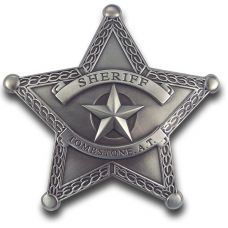Sheriff Tombstone A.T. Star