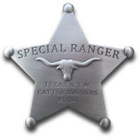 Special Ranger Texas & SW Cattle Raisers Association