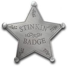 Stinkin' Badge Star