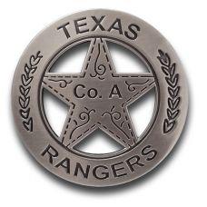 Texas Rangers Mini Badge