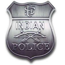 U.S Indian Police Badge