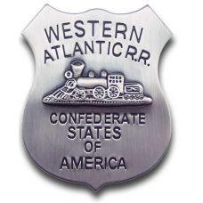 Western Atlantic Railroad Badge
