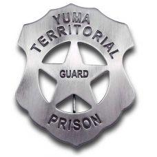 Yuma Territorial Prison Guard